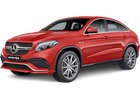 Mercedes-Benz GLE 63 AMG Coupe кроссовер 5 дв 2020 года